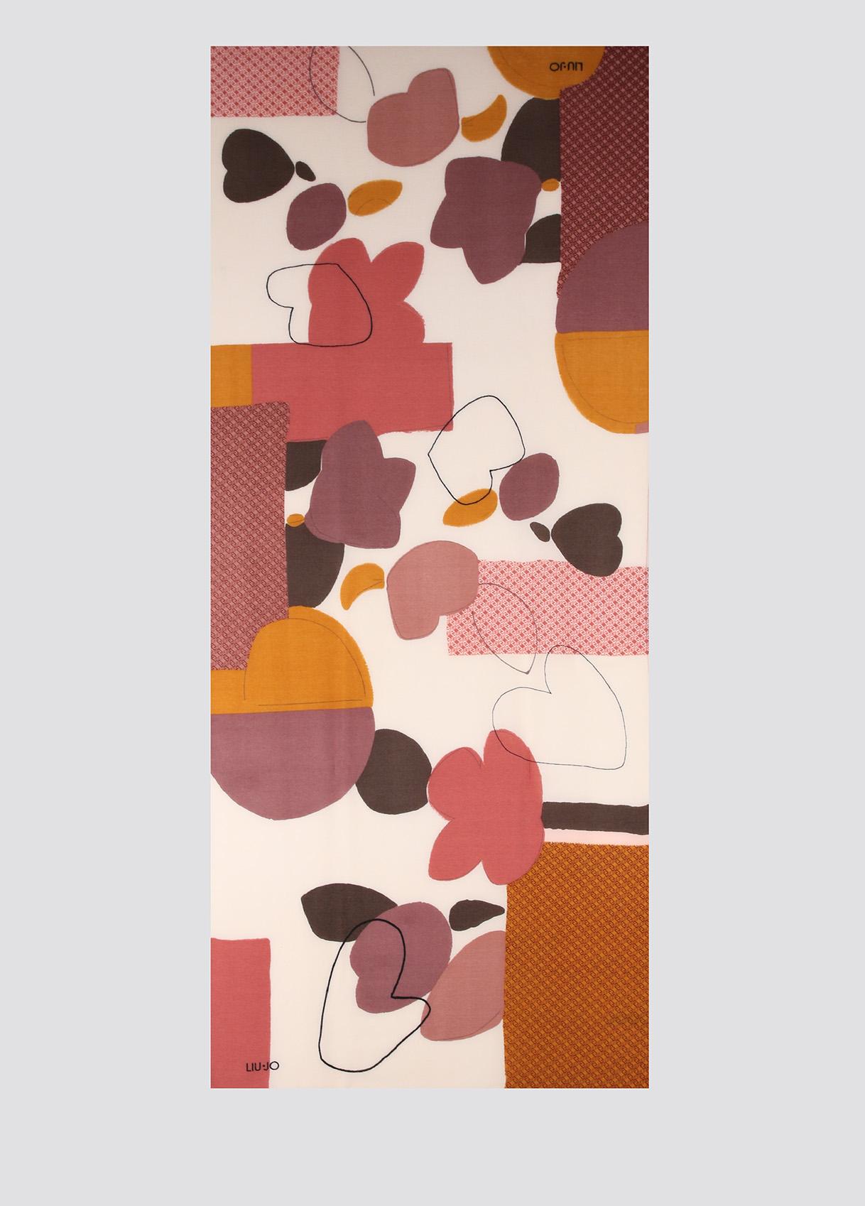 Stole Color block  LIU JO | Stoles | 2F1050T030000365