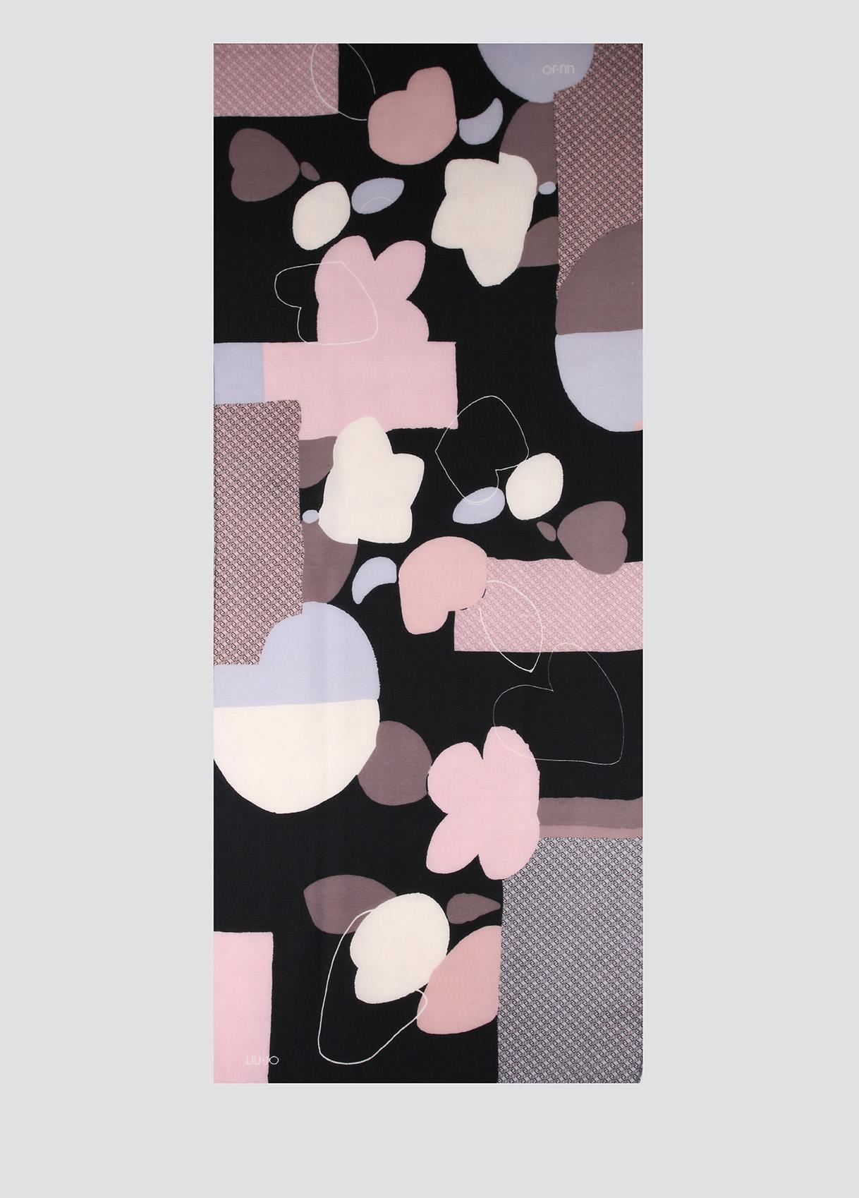 stola color block LIU JO | Stole | 2F1050T030022222