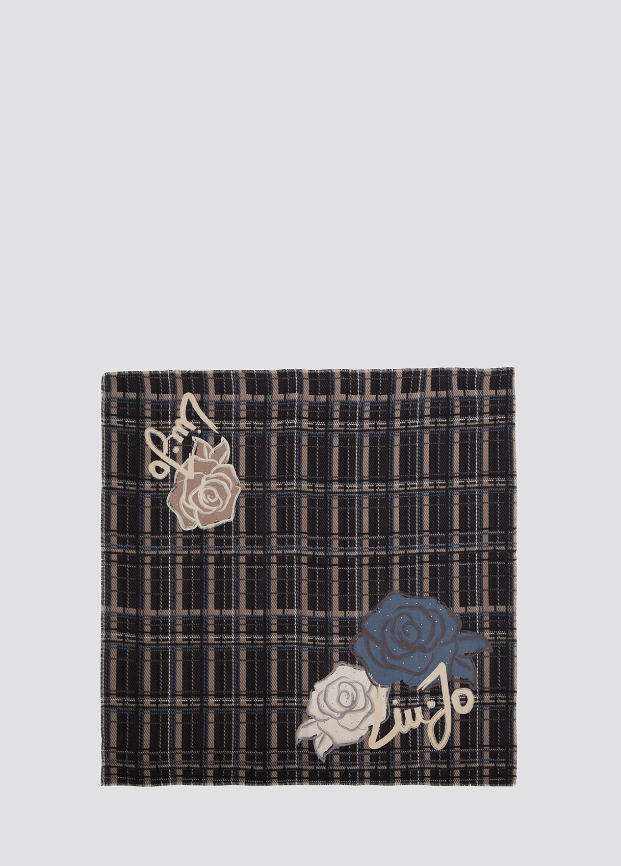 foulard check LIU JO | Foulards | 3F1099T030022222