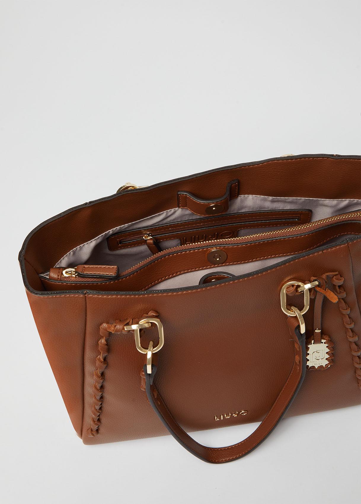 Shopping bag charm  LIU JO   Bags   AF1059E022191241
