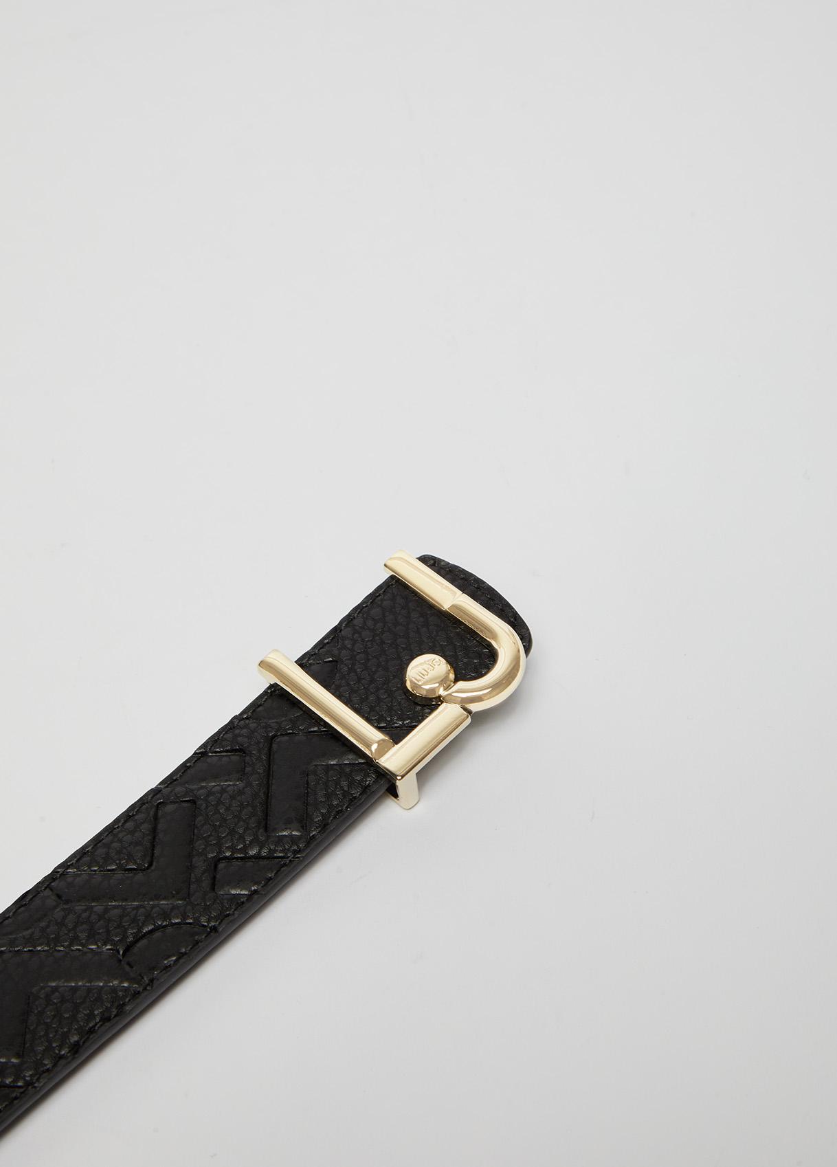 Liu Jo belt logomania LIU JO   Belts   AF1223E053822222