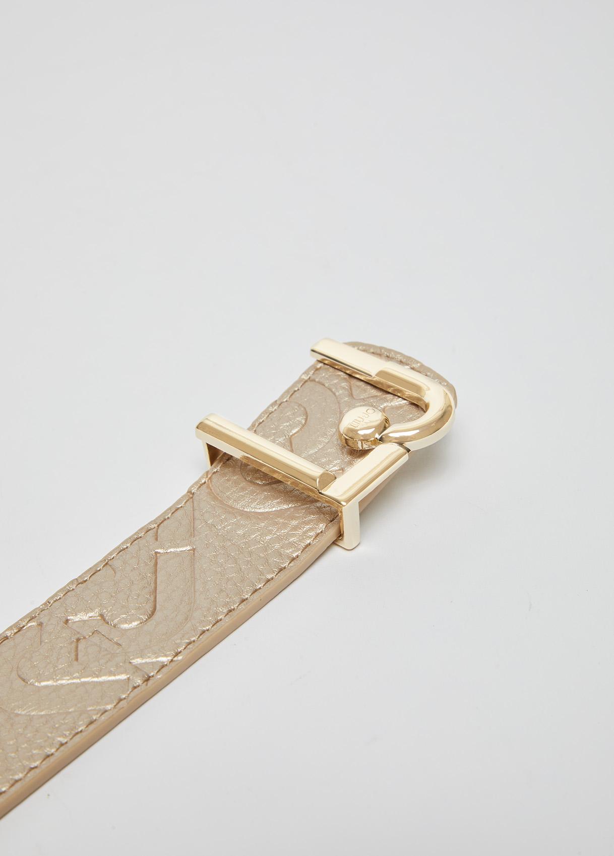 Cintura logomania LJ LIU JO   Cinture   AF1223E053890048