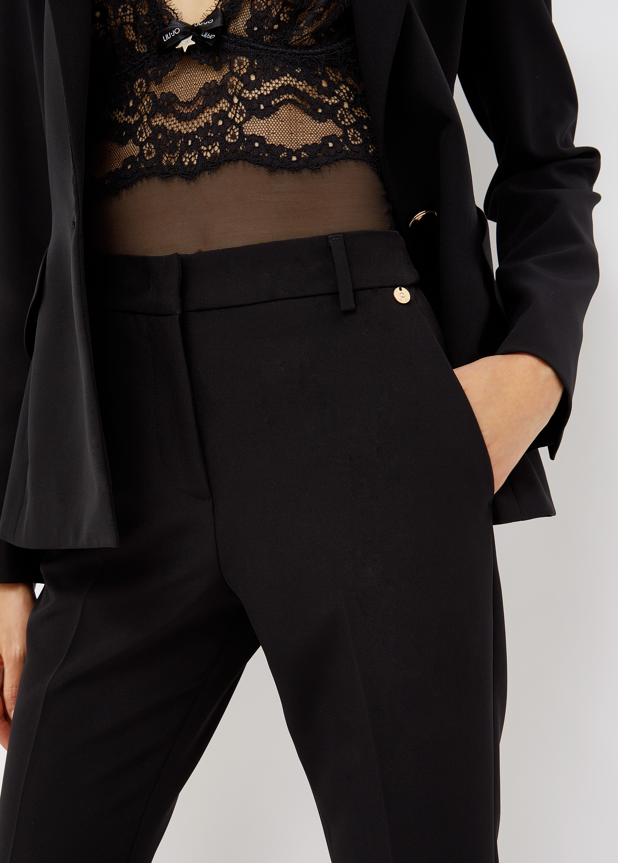 Pantaloni cigarette LIU JO | Pantaloni | CF1235T220022222
