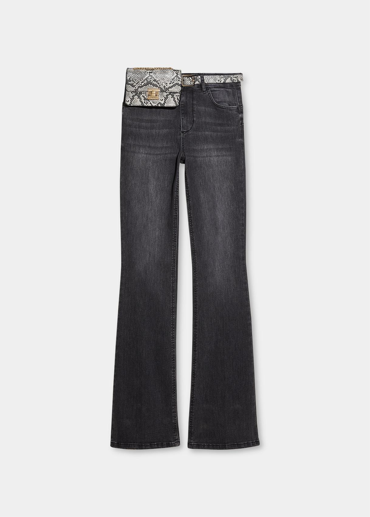 flare jeans b.up beat LIU JO | Jeans | UF1015D426887276