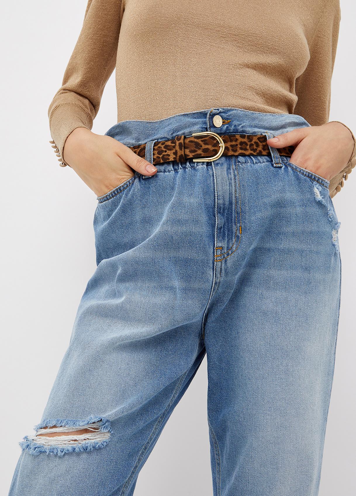 Jeans candy boyfriend LIU JO | Jeans | UF1048D462378223
