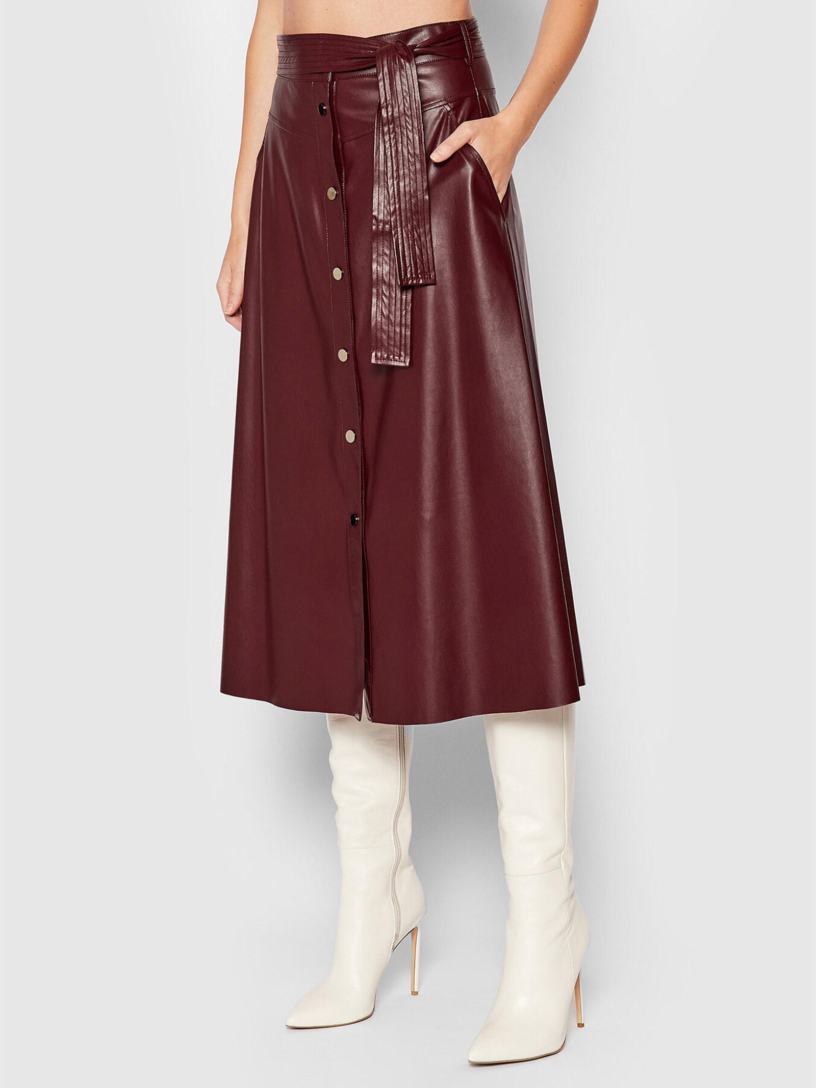 Skirt eco longuette  LIU JO   Skirts   WF1027E0392X0201