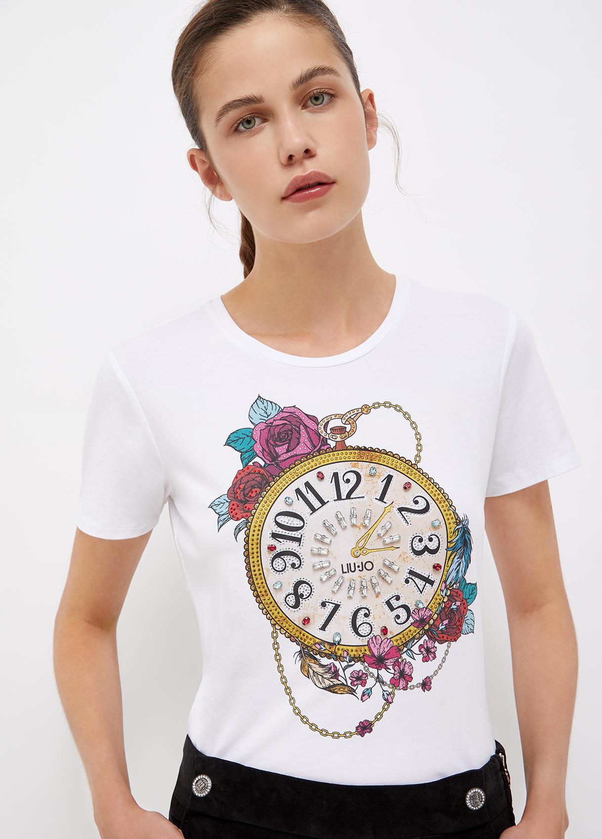 T-shirt quick LIU JO   T-shirt   WF1198J5003S9107