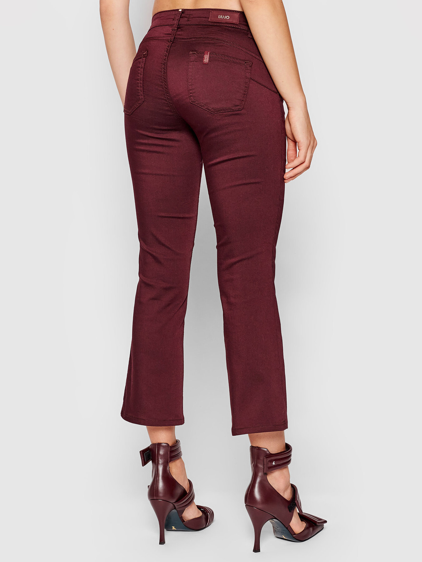 Trousers Glam Bottom Up LIU JO   Trousers   WF1226T7144X0201