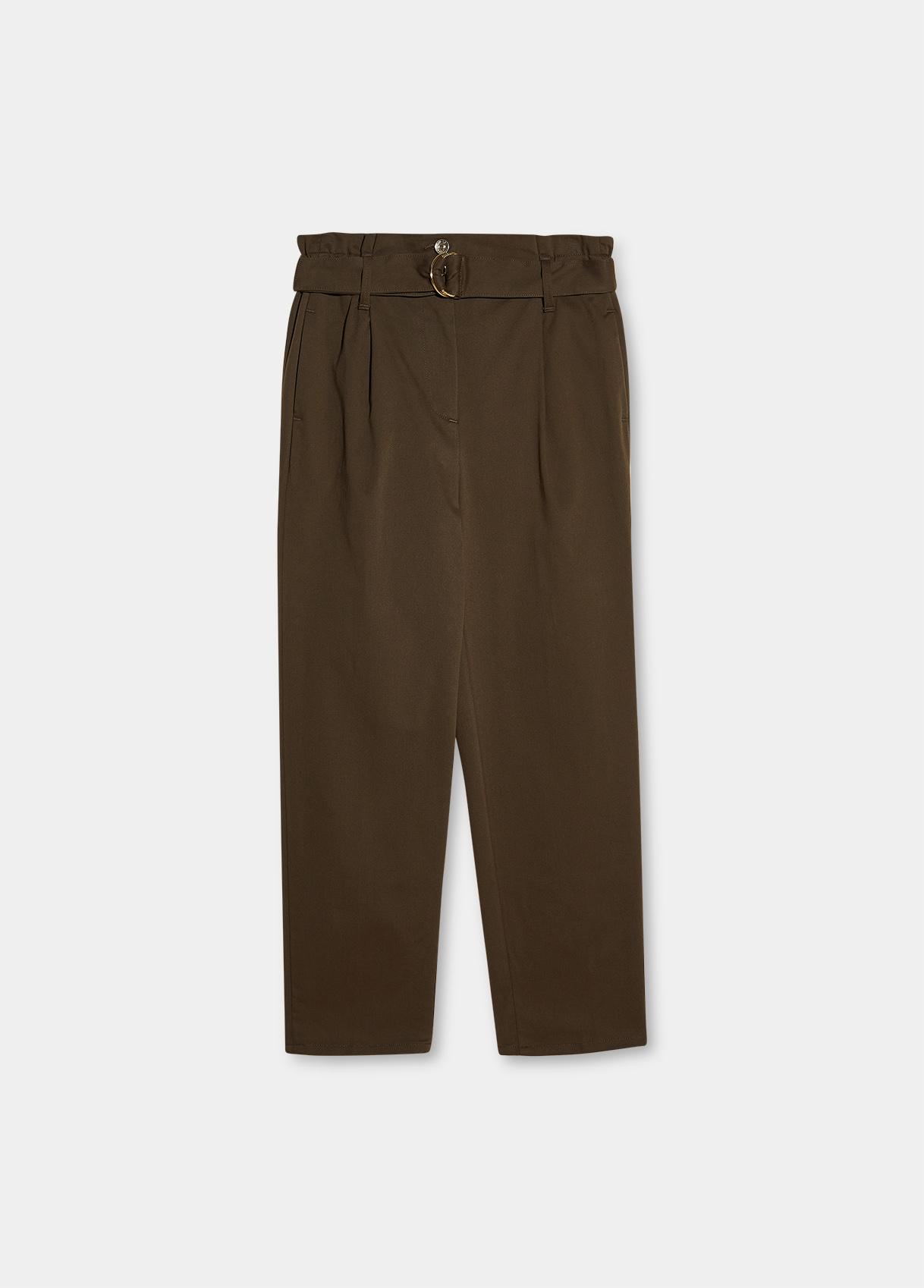 Pantaloni chino belt LIU JO   Pantaloni   WF1344T6322X0397