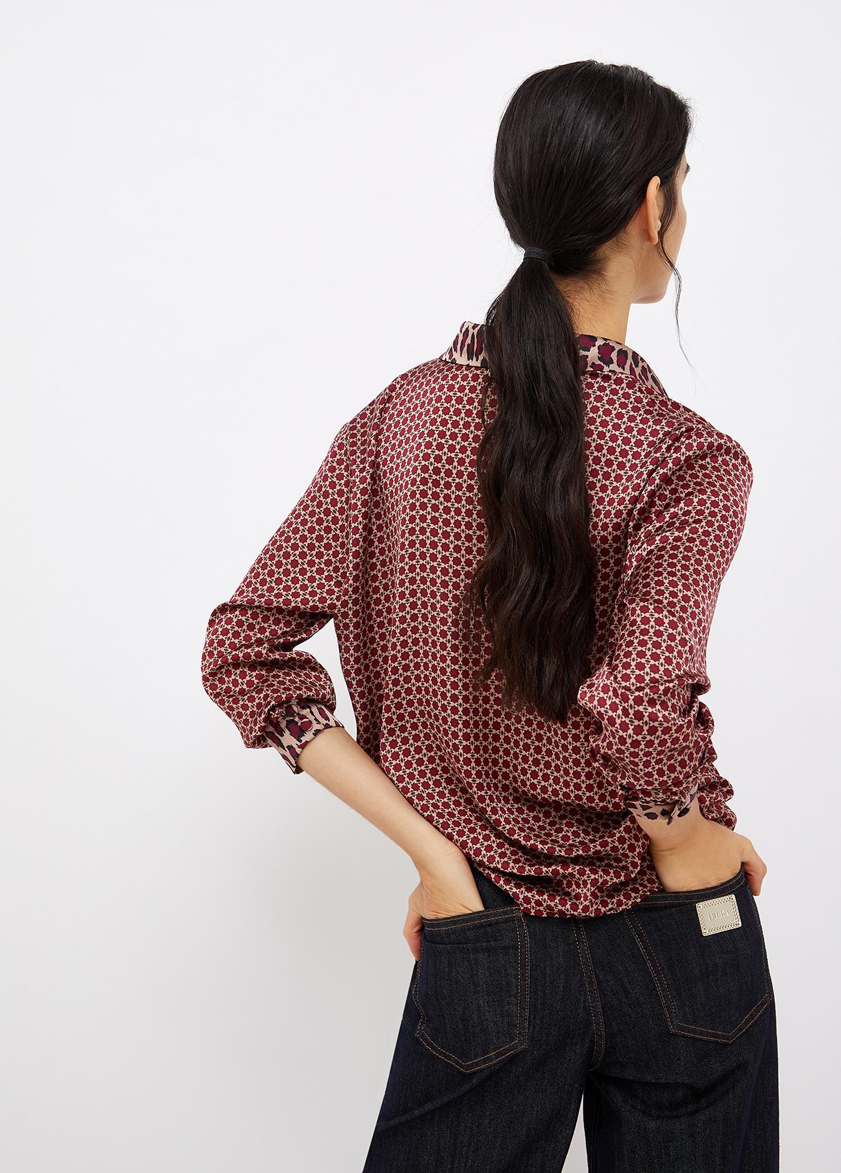 camicia glam LIU JO   Camicie   WF1359T5027S9196