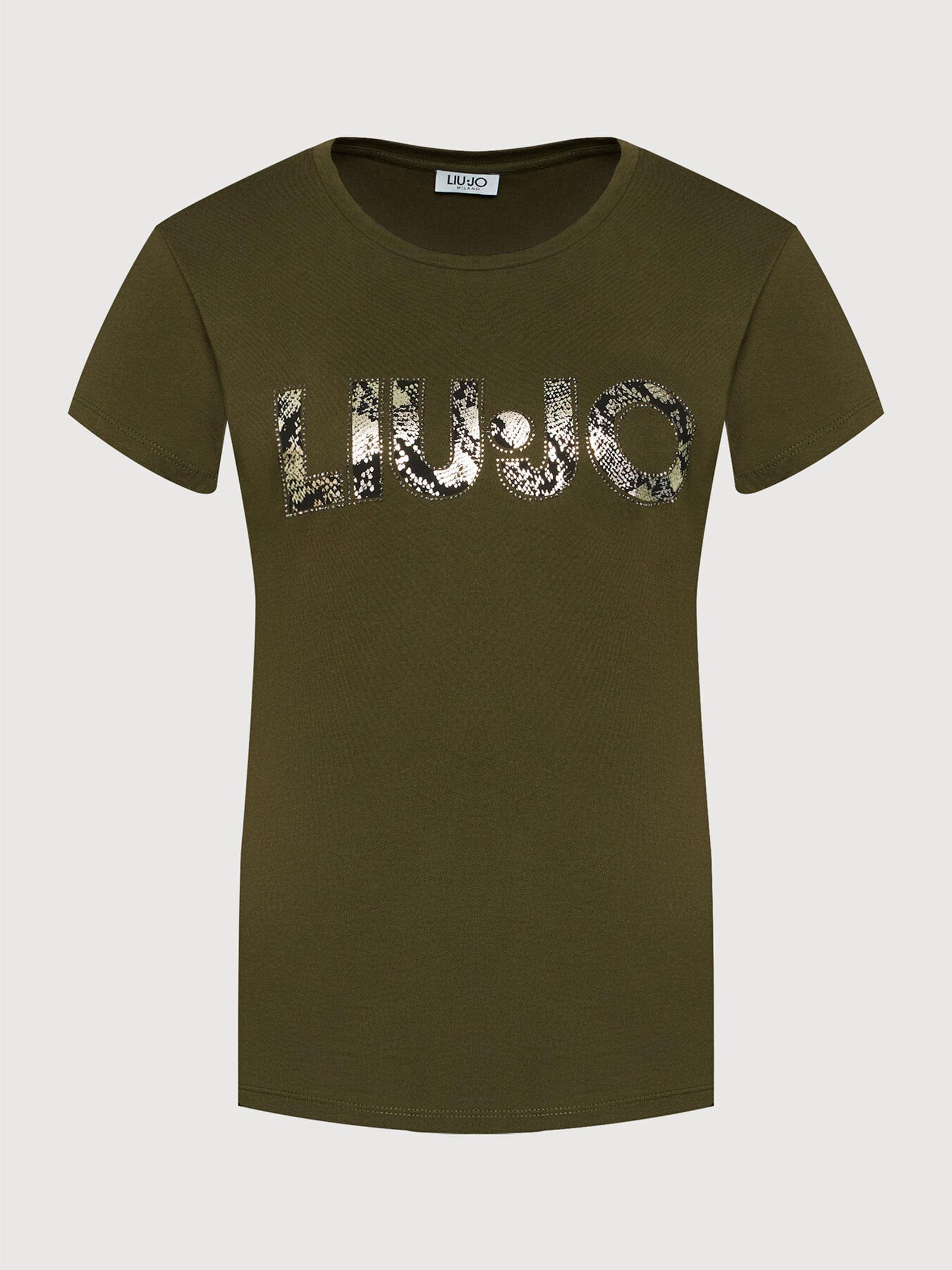 army t-shirt LIU JO | T-Shirts | WF1449J6287S9209