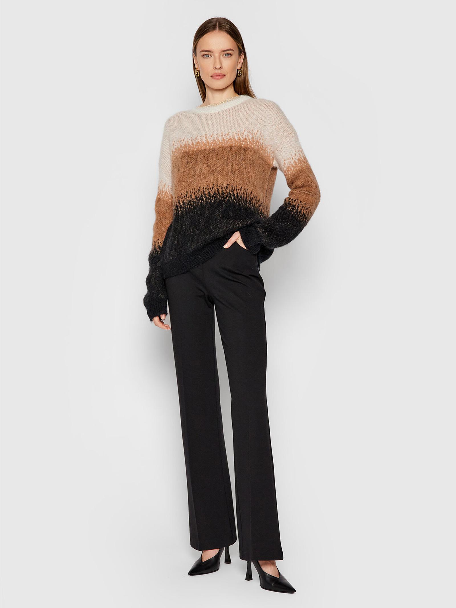 sweater decolor LIU JO   knitwear   WF1458MA89AS9439
