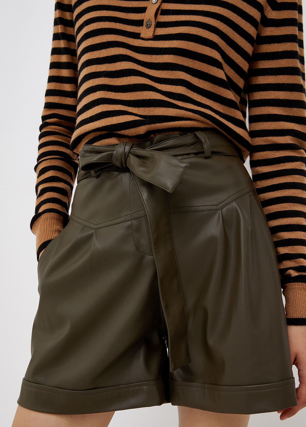Short spalmato LIU JO   Shorts   WF1491E0392X0397