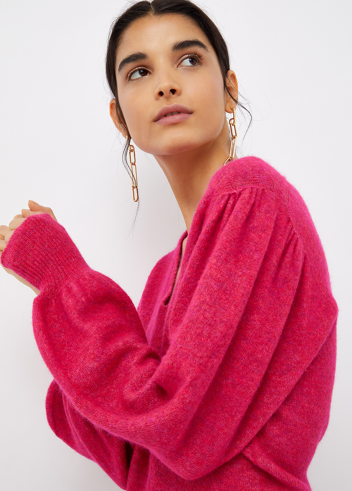 Bomby sweater  LIU JO   knitwear   WF1554MA79LX0394