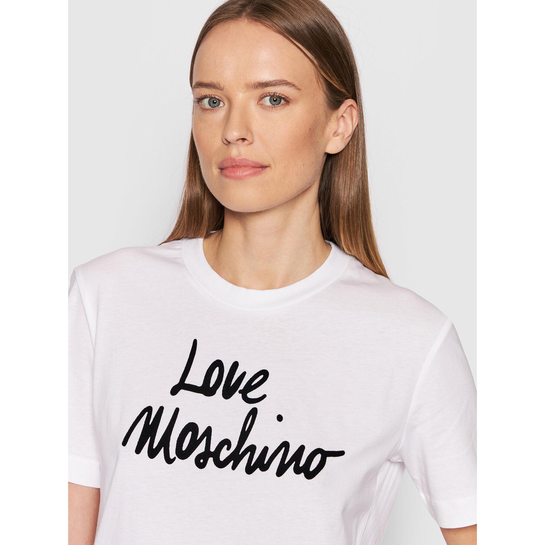 T-shirt logo LOVE MOSCHINO   T-shirt   W4H0618M3876A00
