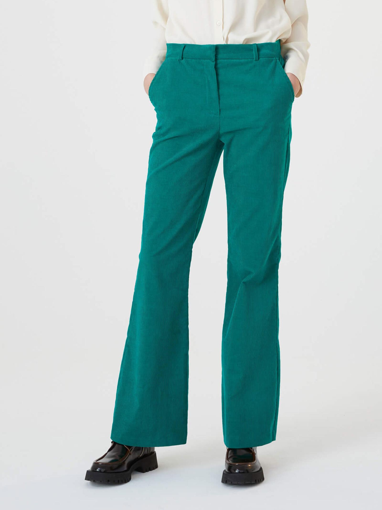 Pantalone Burton velvet SFIZIO | Pantaloni | 21FA1527BURTON740
