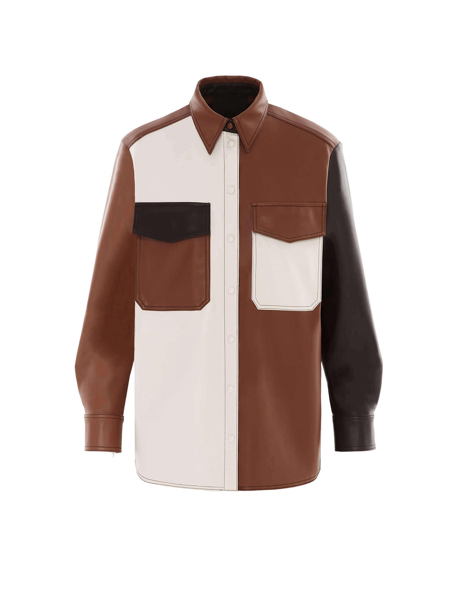 Shirt Soft patchwork  SFIZIO   Shirts   21FA4803SOFT699