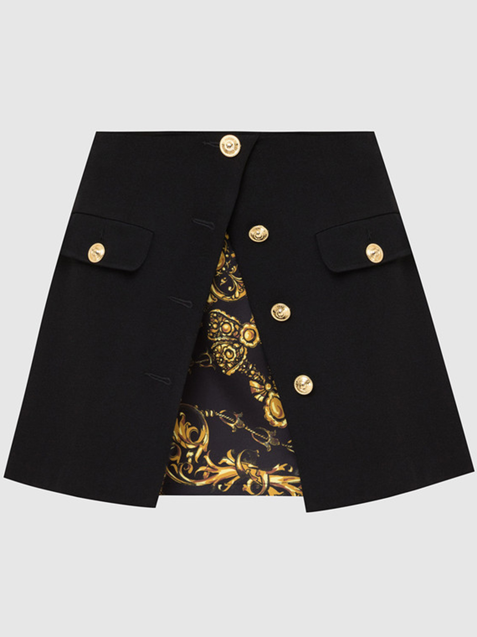 Skirt baroque  VERSACE JEANS | Skirts | 71HAE8A3899