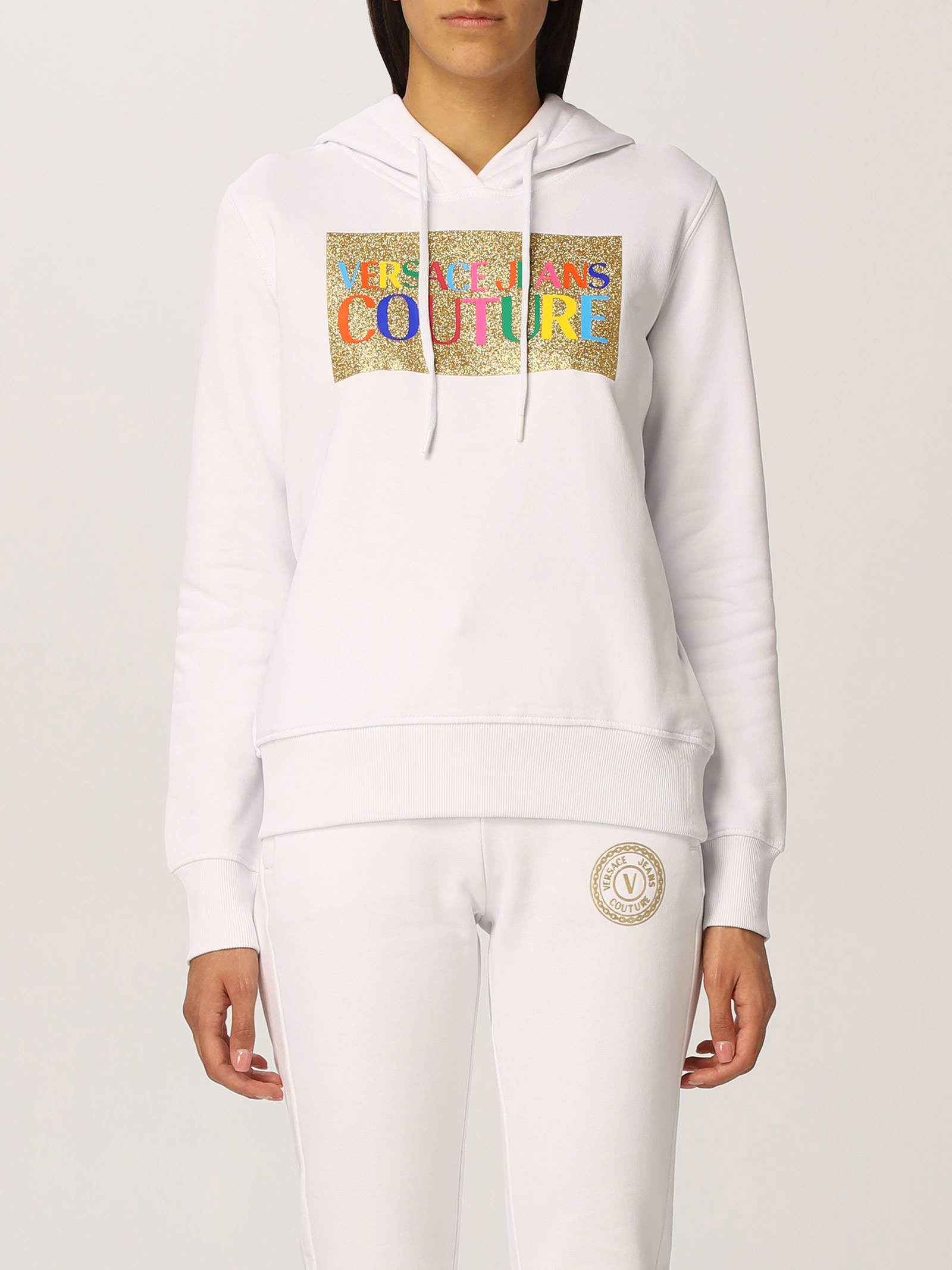 Sweatshirt multicolor  VERSACE JEANS   Sweatshirts   71HAIT07003