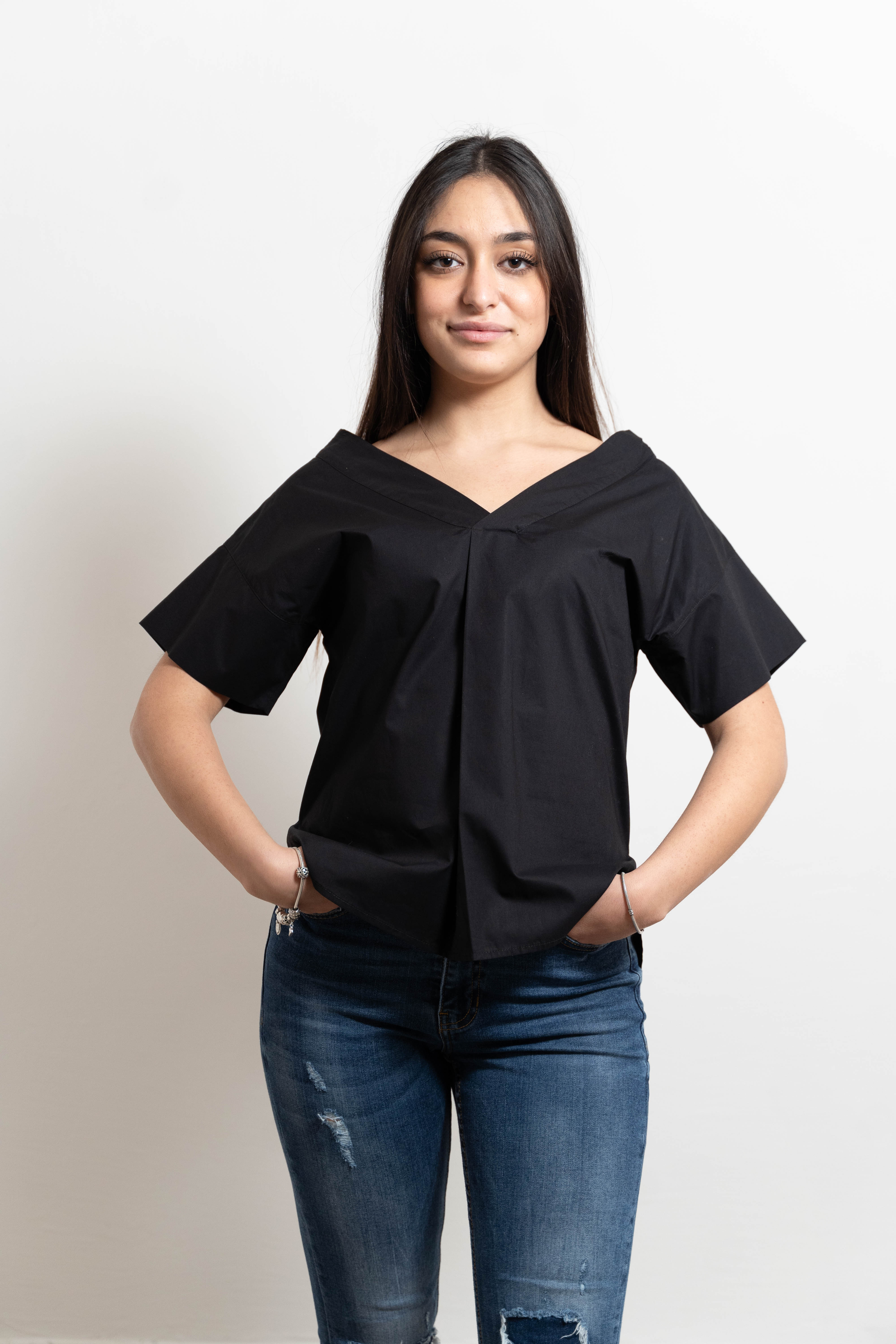camicetta nuvola anis ANIS WHITE | Camicie | 2031629N