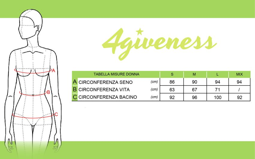4GIVENESS | Swimwear | FGBW0755121