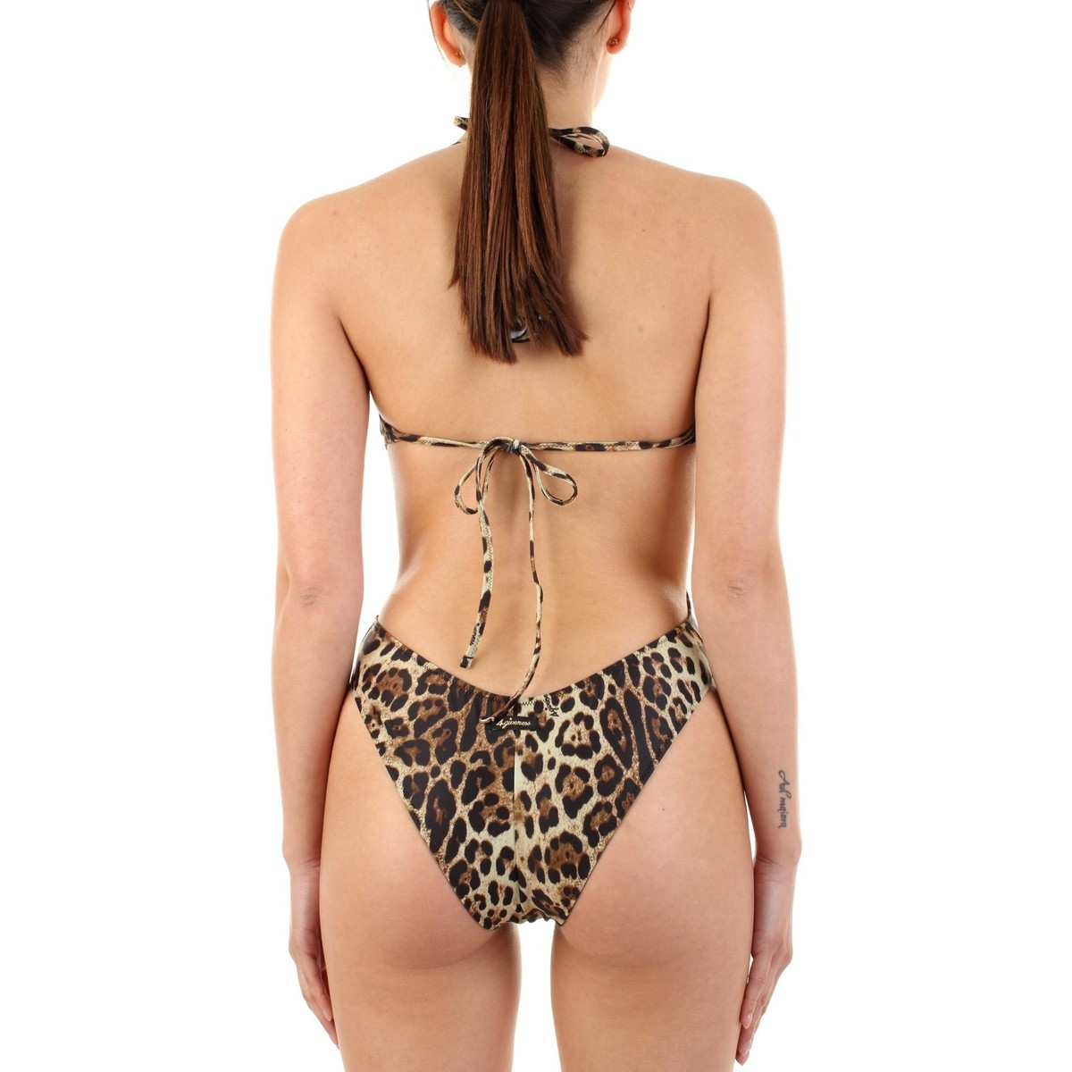 Costume intero Leopard Wings 4GIVENESS   Costumi da bagno   FGBW0760200