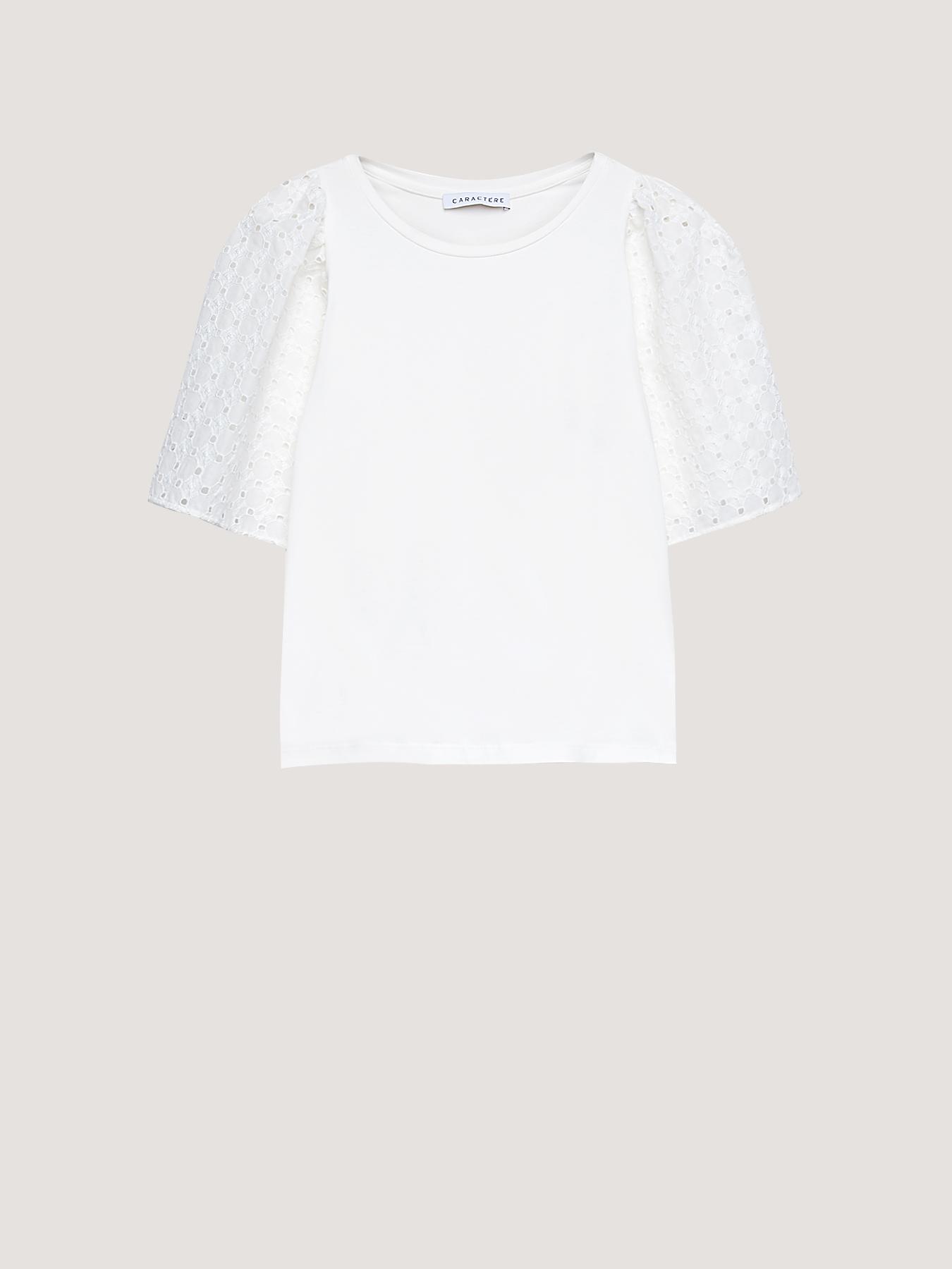 T-shirt boxy CARACTÈRE | T-shirt | G234D0930511