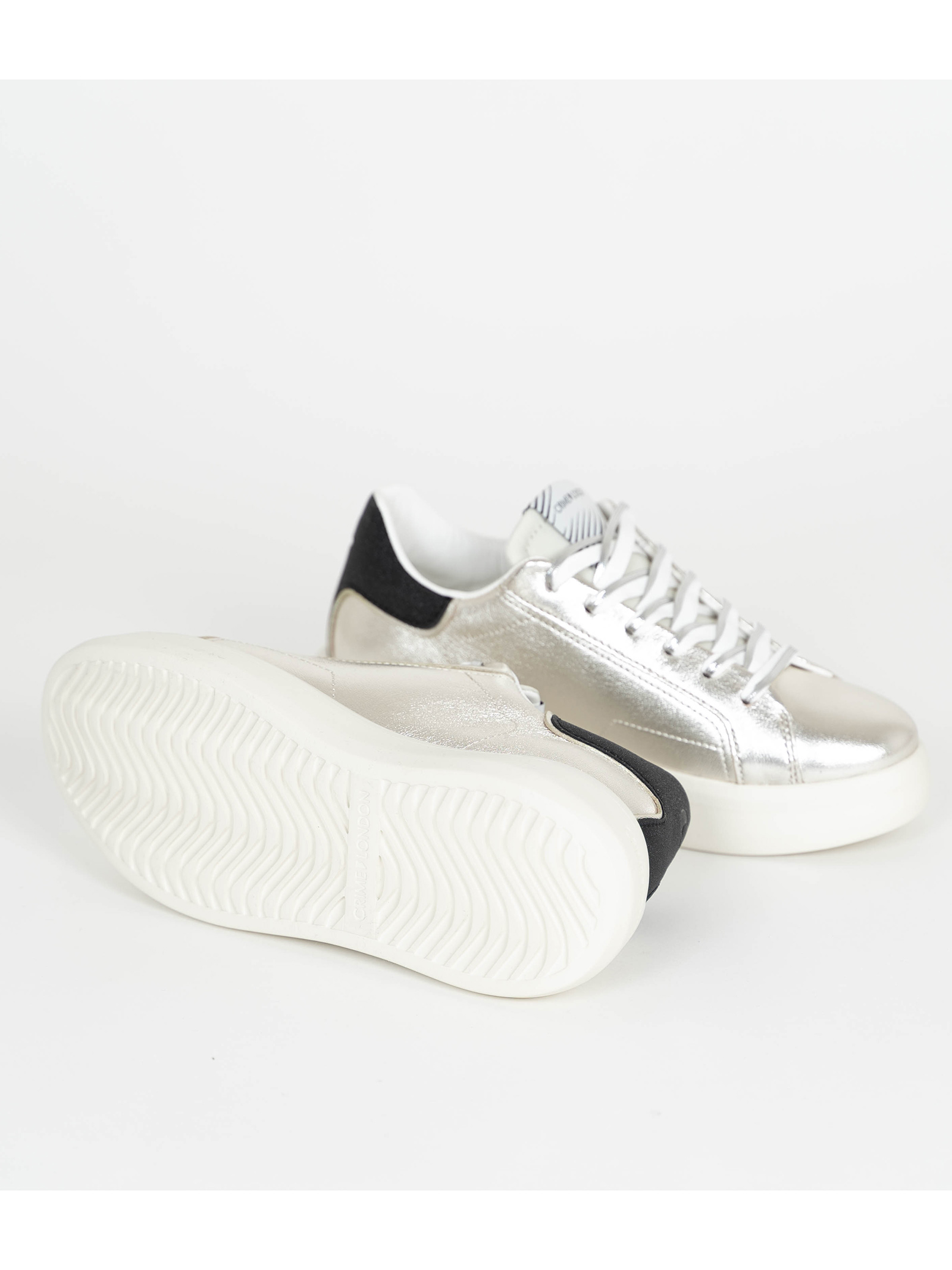 sneakers low top level up CRIME LONDON | Sneakers | 25304PP3B25