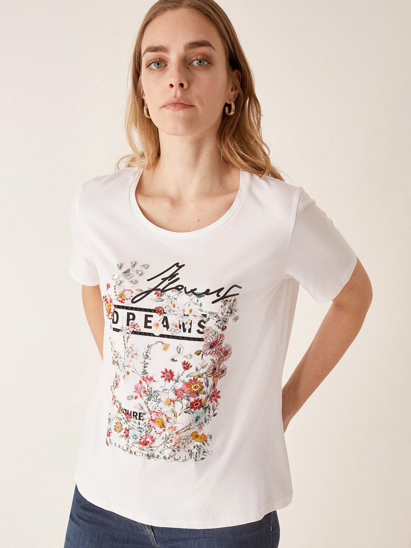 ELENA MIRO' | Tshirts Conformed | G194L088P501