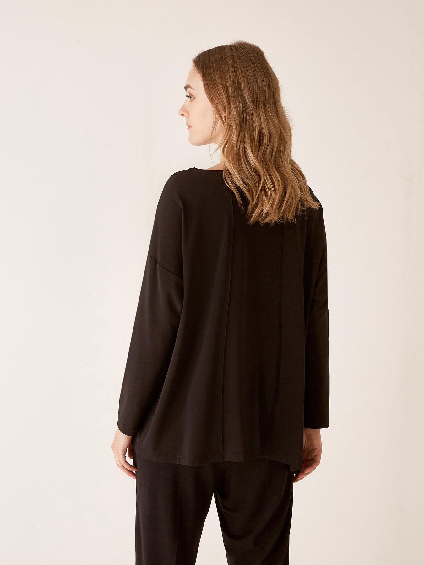 Blusa maffy ELENA MIRO' | Bluse Comfy | G211L0931133