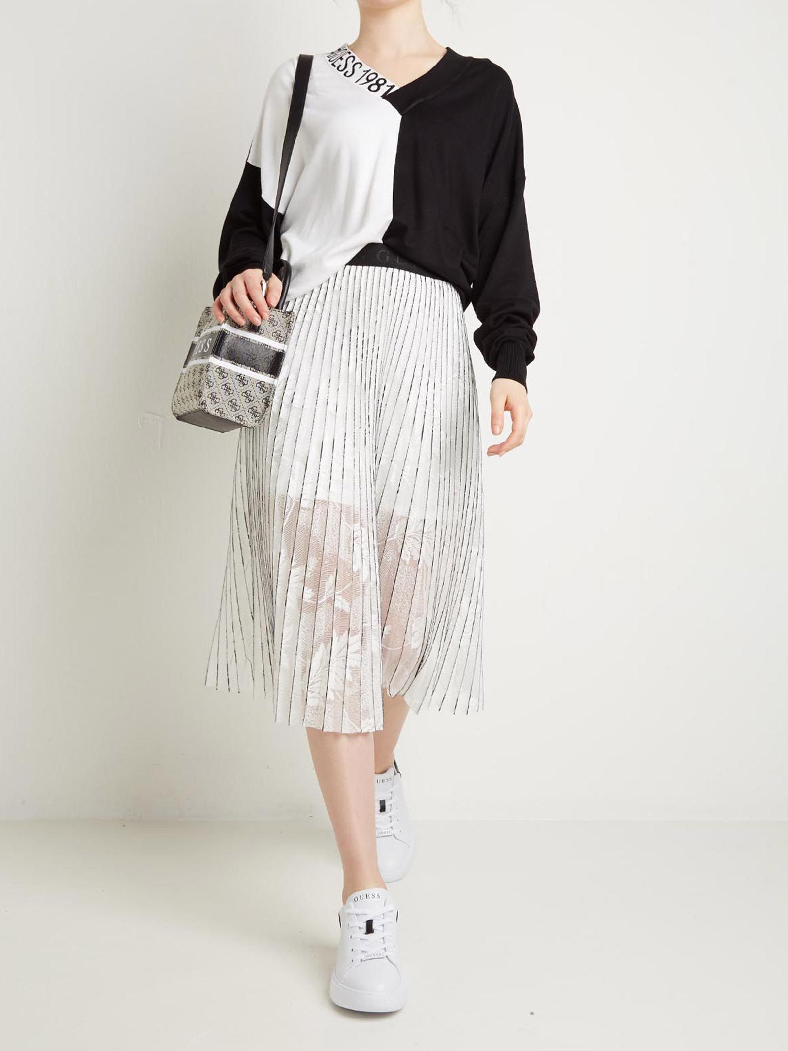 mafalda skirt guess GUESS | Gonna | W1GD0IKALT0S088
