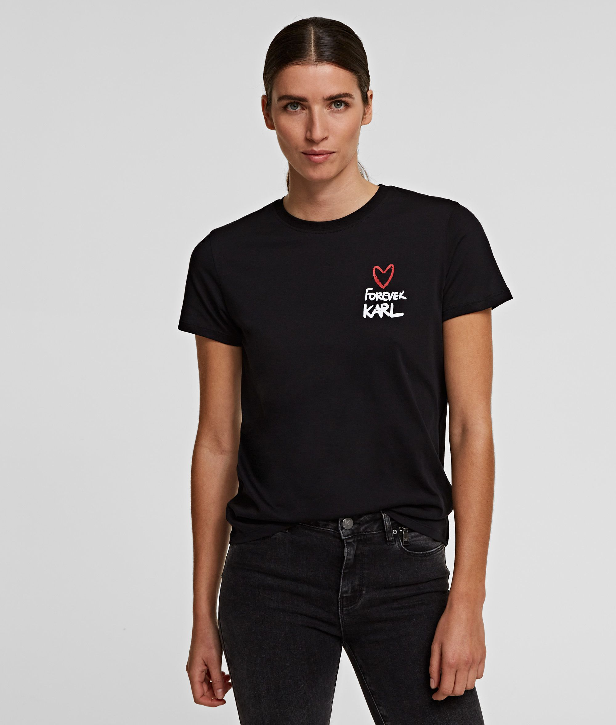 KARL LAGERFELD | T-Shirts | 205W1702,21999
