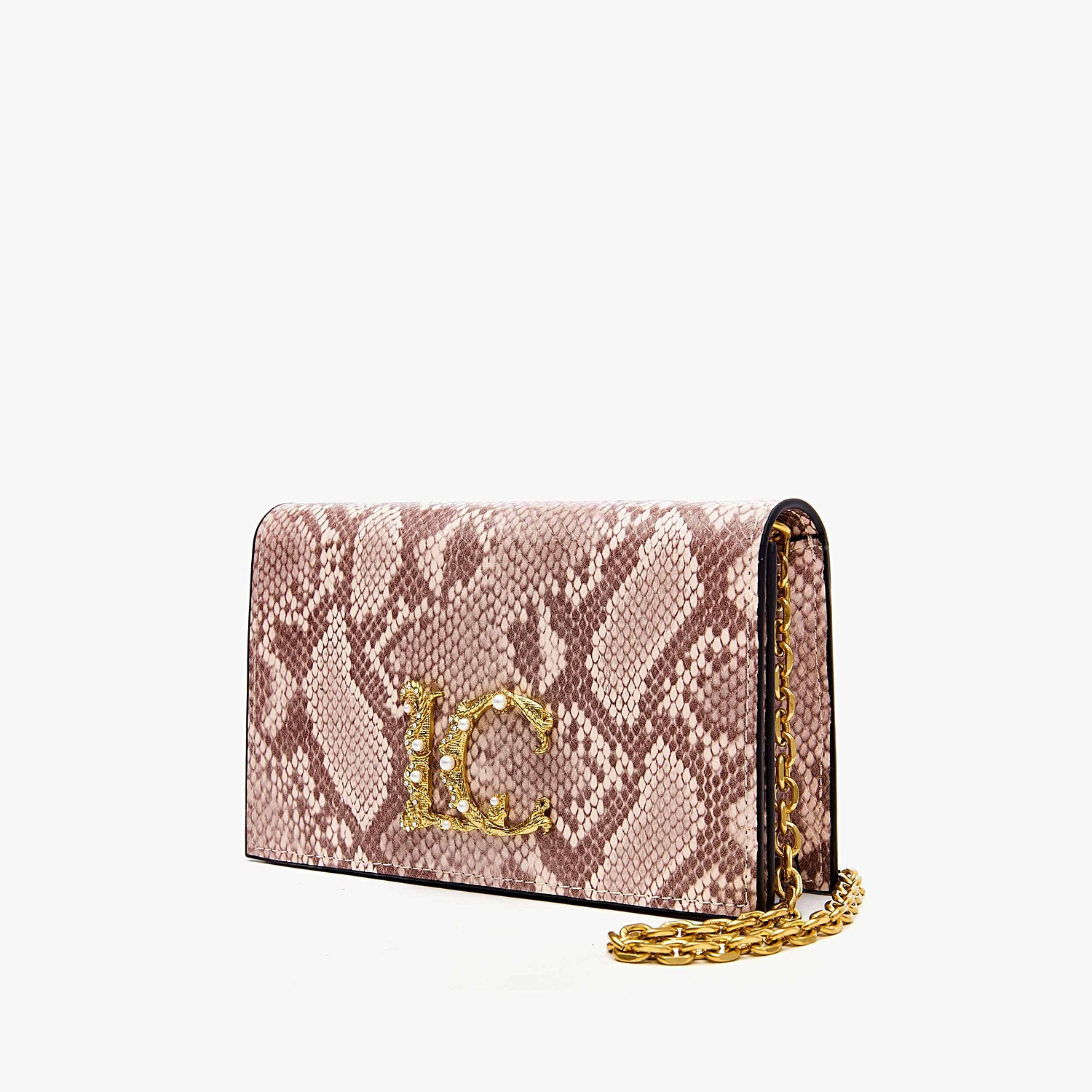 LA CARRIE | Bags | 111MKX400PYTON PINK