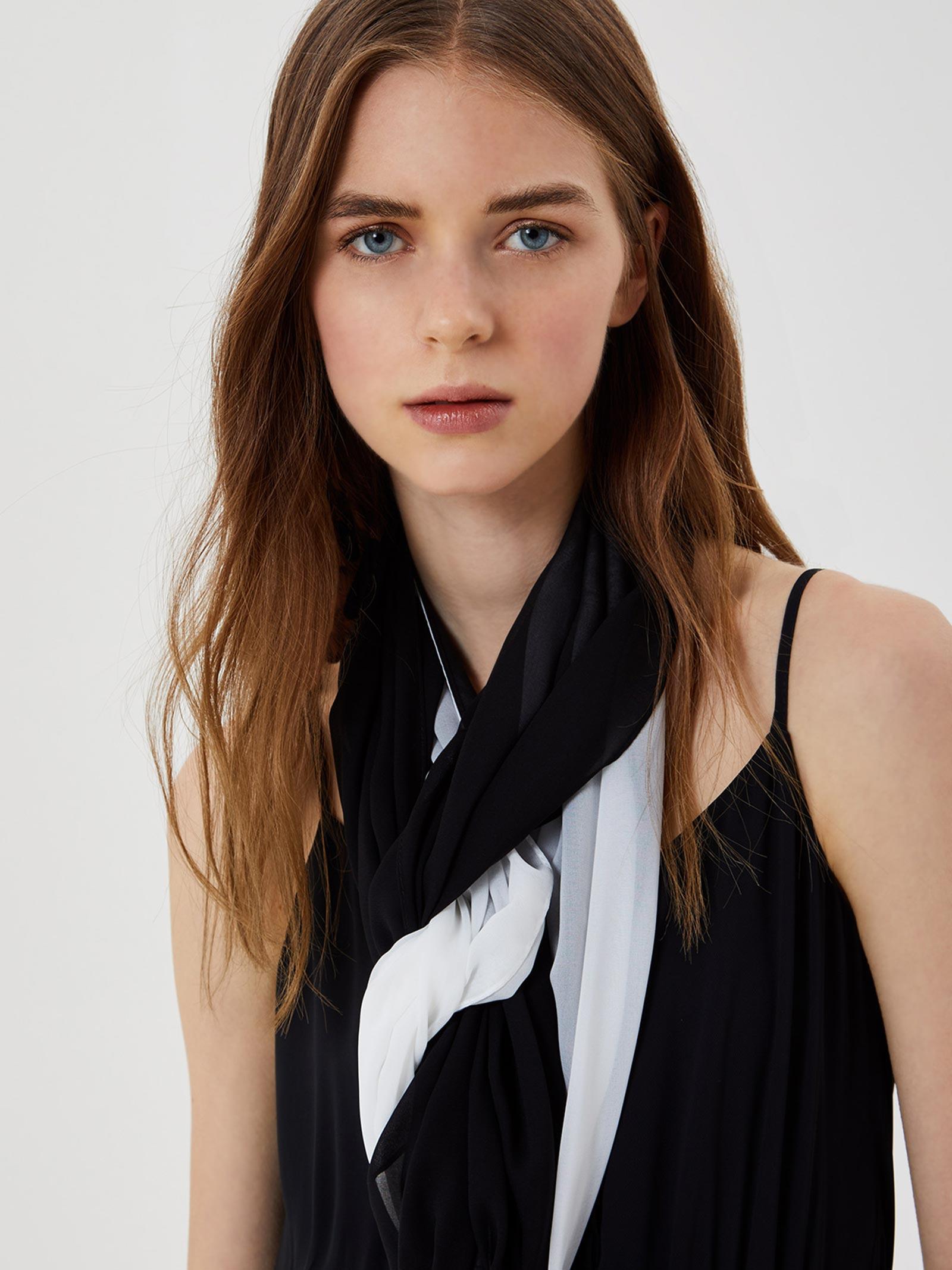 foulard in chiffon LIU JO | Foulards | 2A1030T030022222