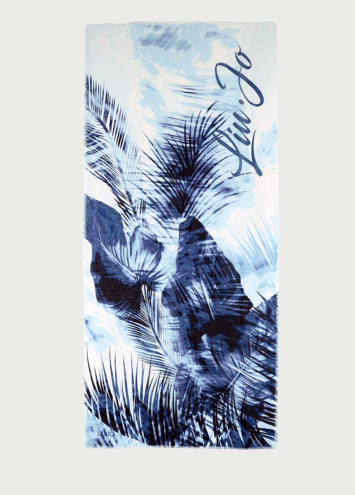 Foulard tropical LIU JO | Foulards | 2A1084T0300X0355