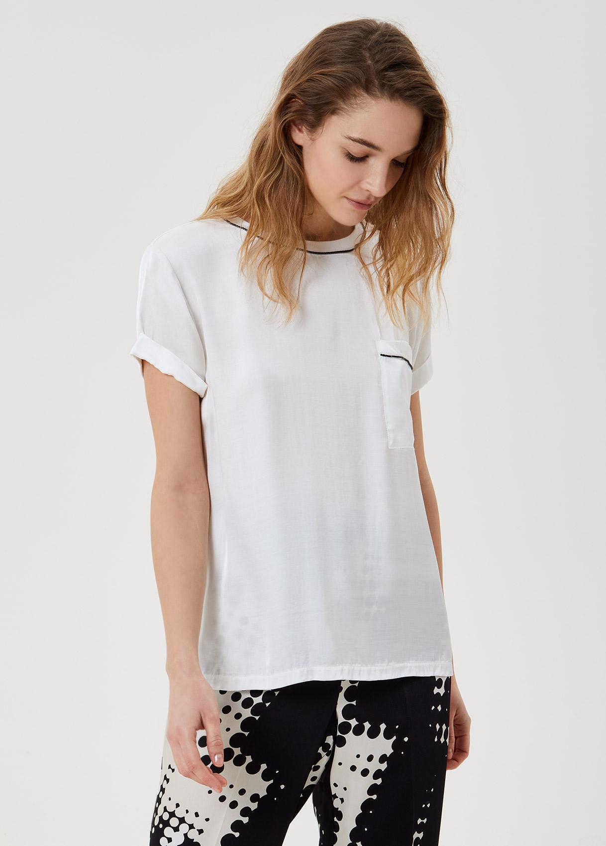LIU JO   T-Shirts   CA1096T2393X0256