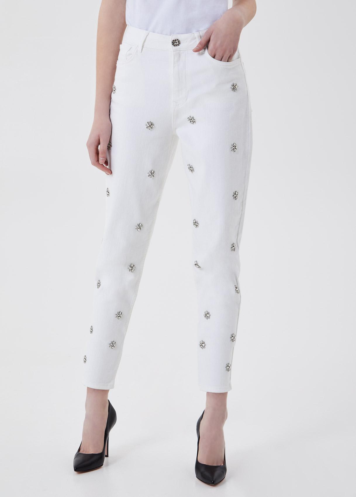 Jeans slouchy LIU JO | Jeans | CA1169D4631X0376