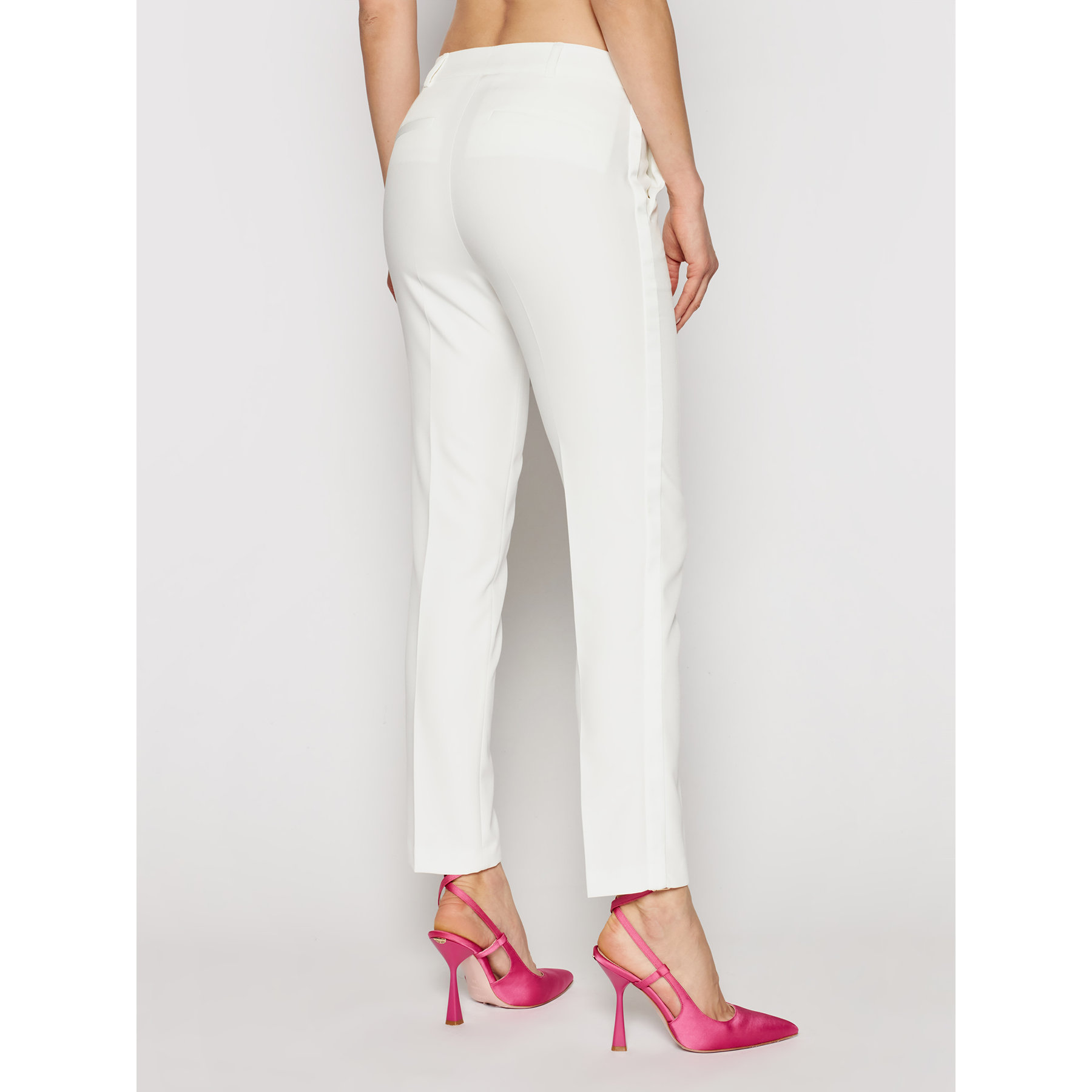 pantalone basic slim liu jo LIU JO | Pantaloni | IA1117T2200X0256