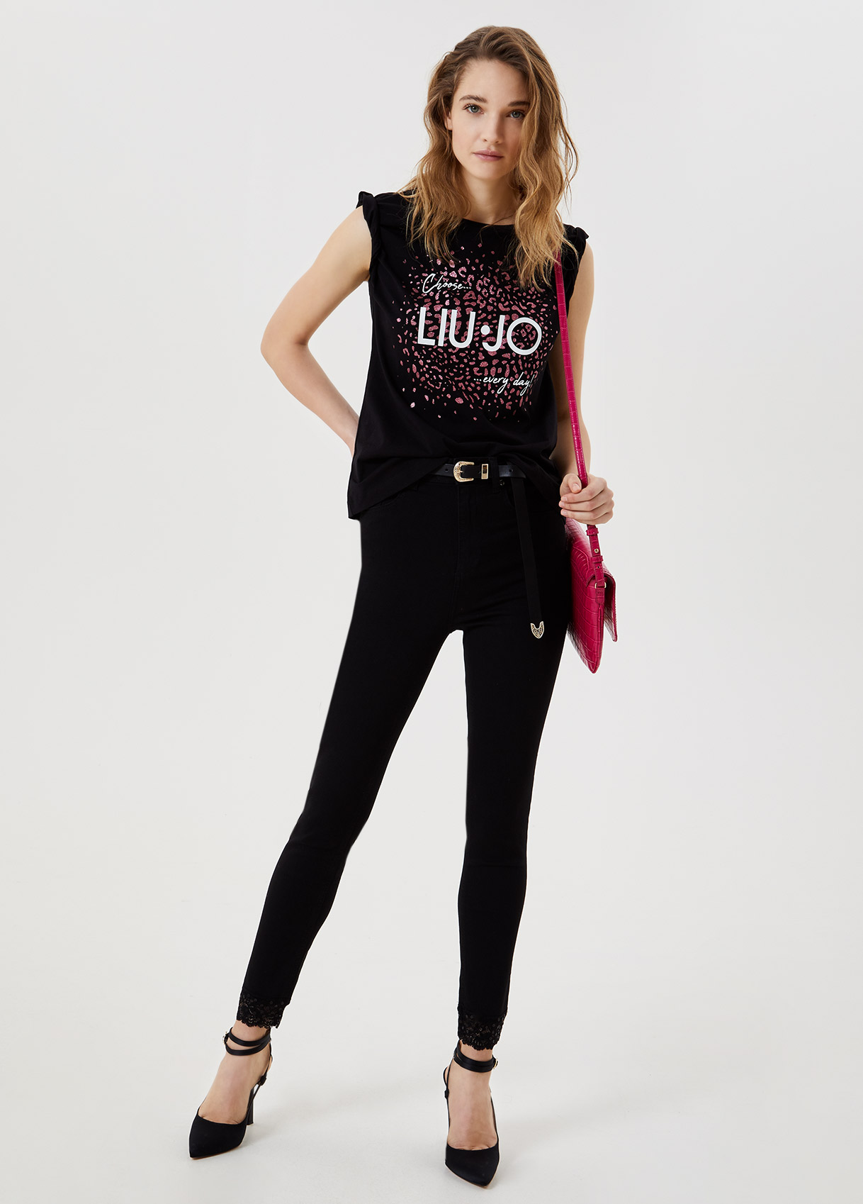 jeans ideal super LIU JO | Jeans | UA1060D418878158