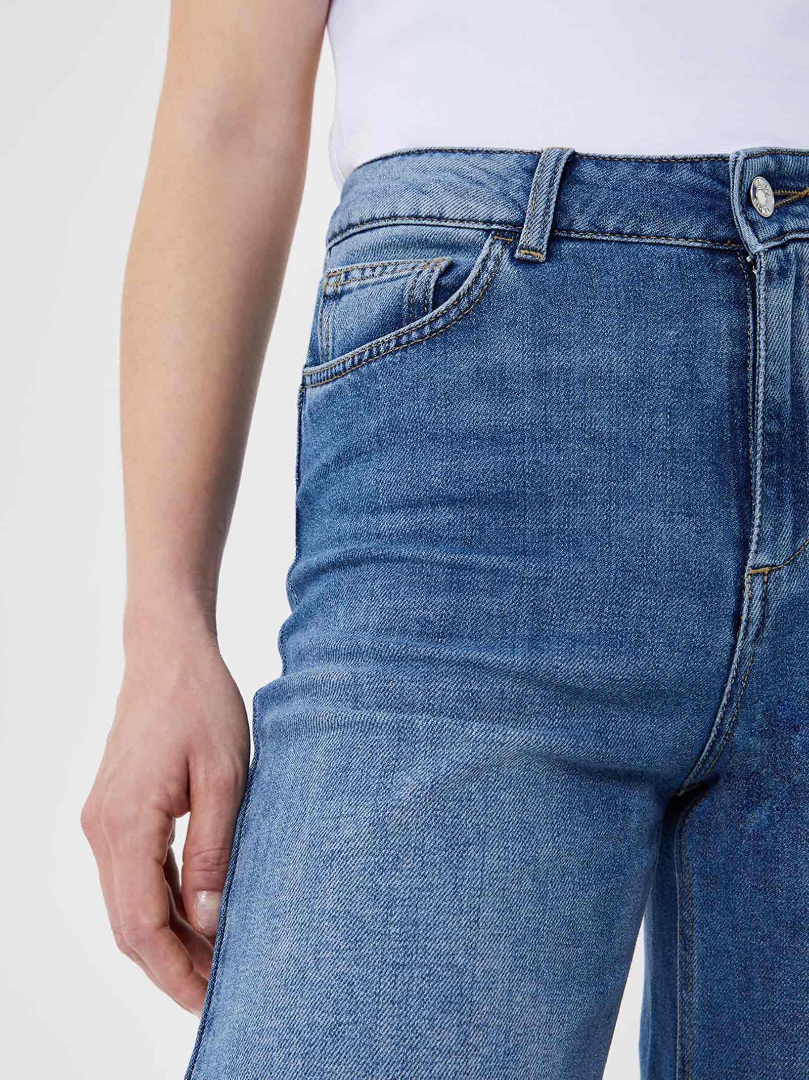 jeans cropped liu jo LIU JO | Jeans | UA1100D462478154