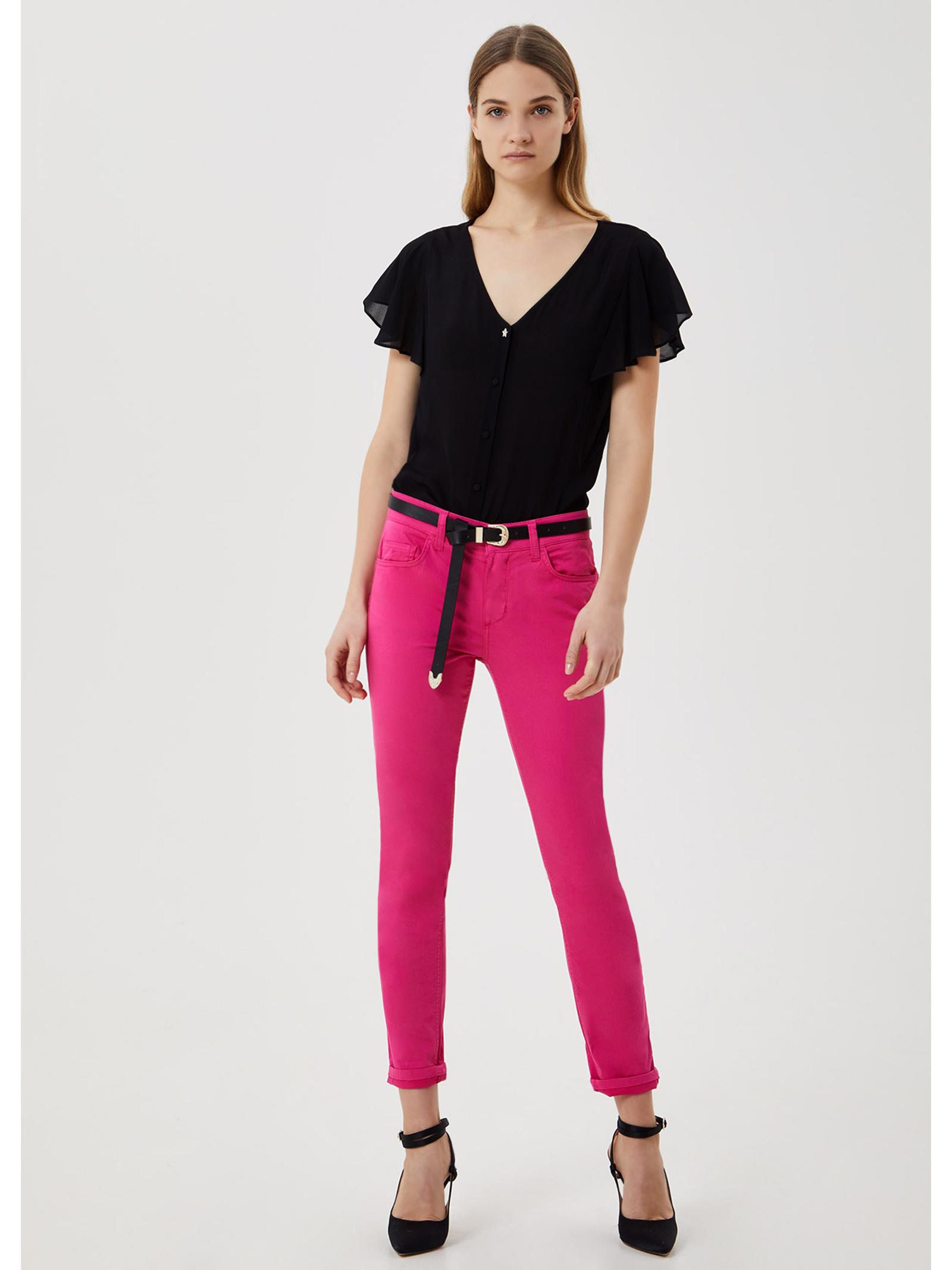 LIU JO | Trousers | WA1090T481082436