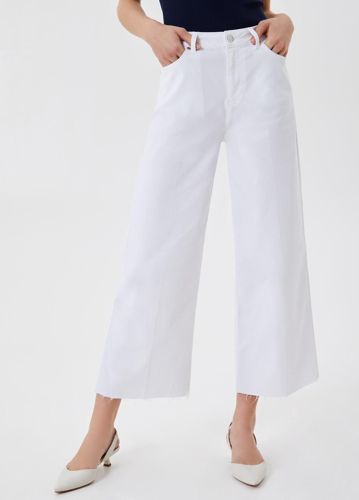 pantalone b.up flare liu jo LIU JO | Pantaloni | WA1114T714411111