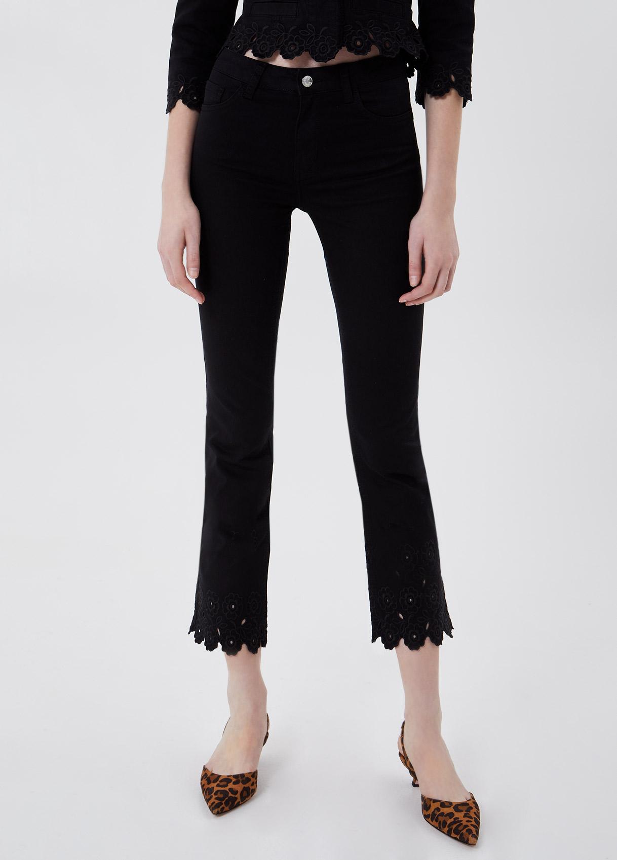 pantalone b.up glam LIU JO | Pantaloni | WA1155T403322222