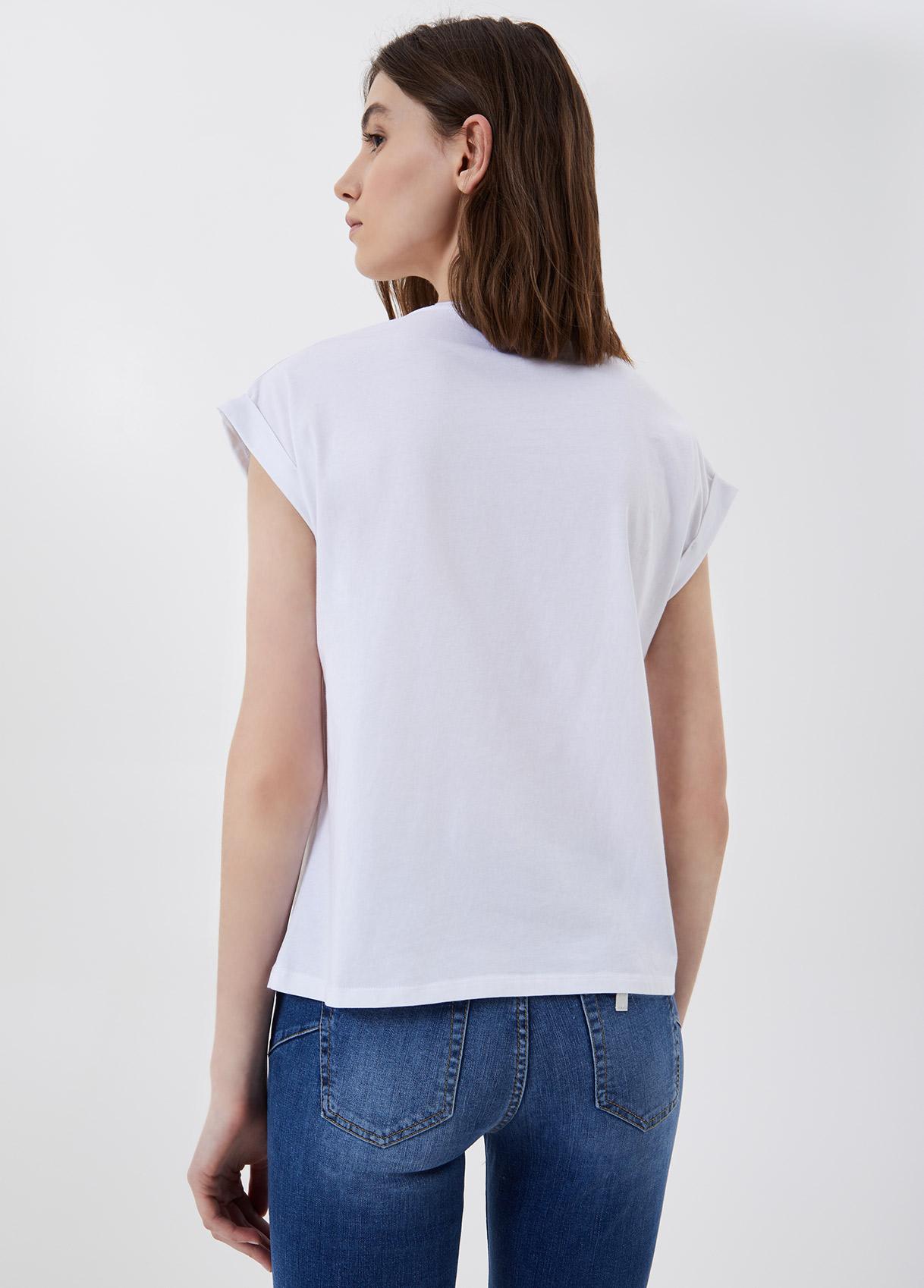 LIU JO   T-Shirts   WA1175J5003T9589