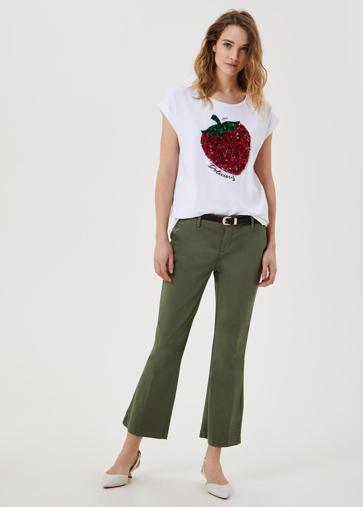 T-shirt fruit LIU JO | T-shirt | WA1175J5003T9590