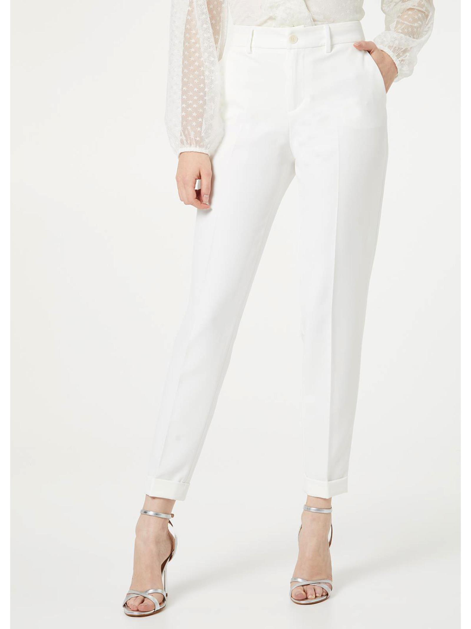 pantalone new york luxury liu jo LIU JO | Pantaloni | WXX046T789610701