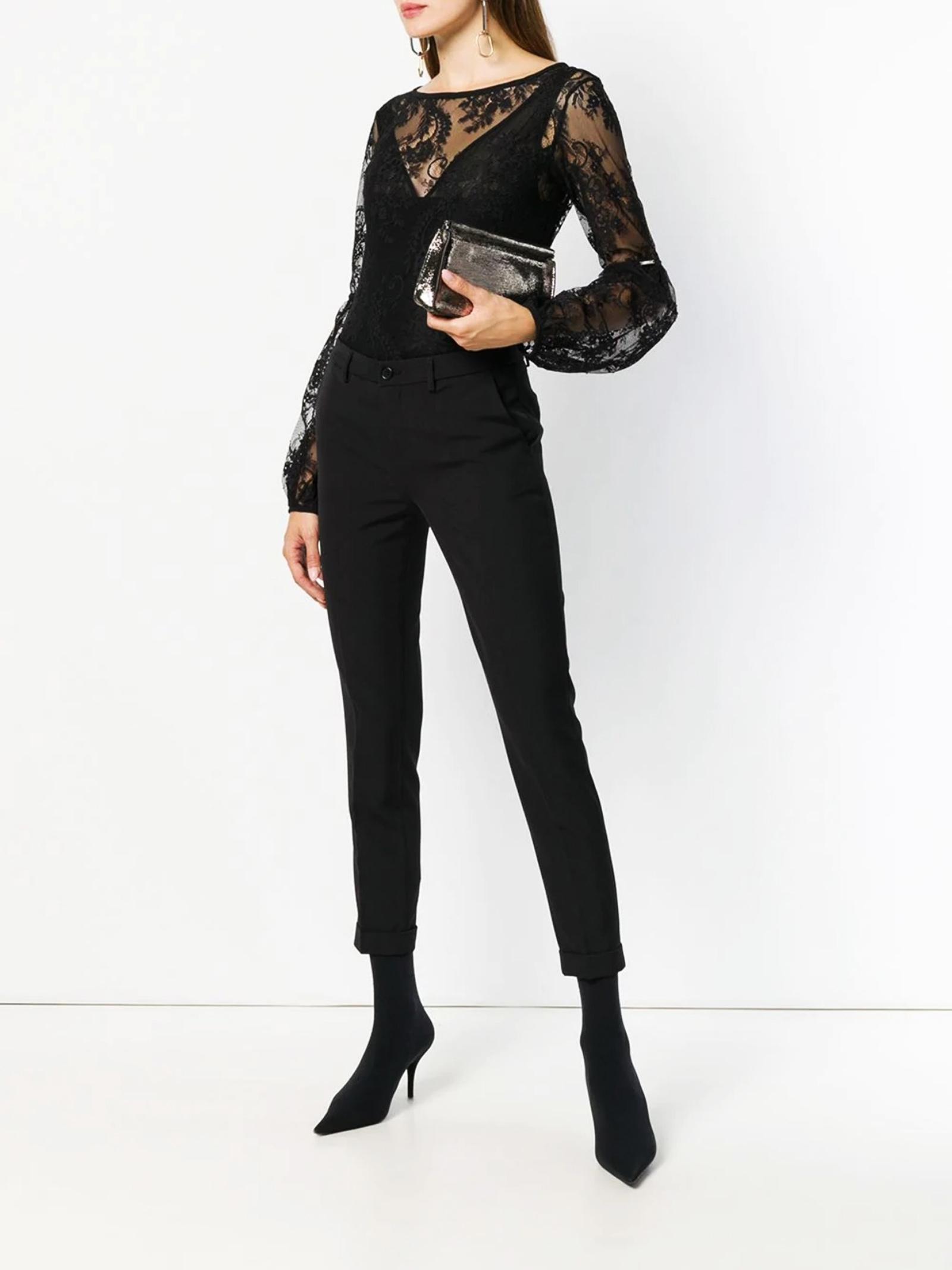 pantalone new york luxury liu jo LIU JO   Pantaloni   WXX046T789622222