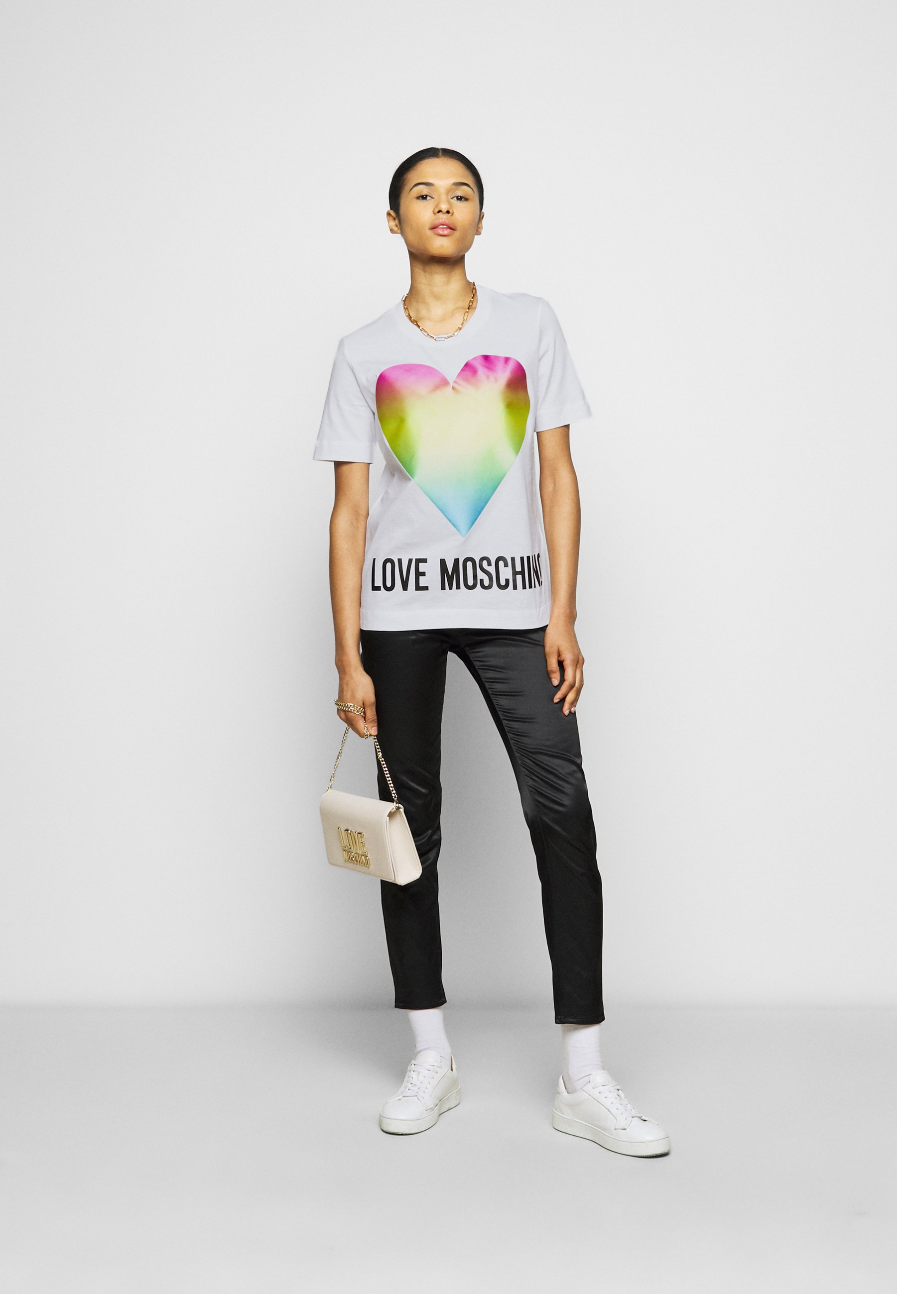 LOVE MOSCHINO | T-Shirts | W4F15 2T M3876A00