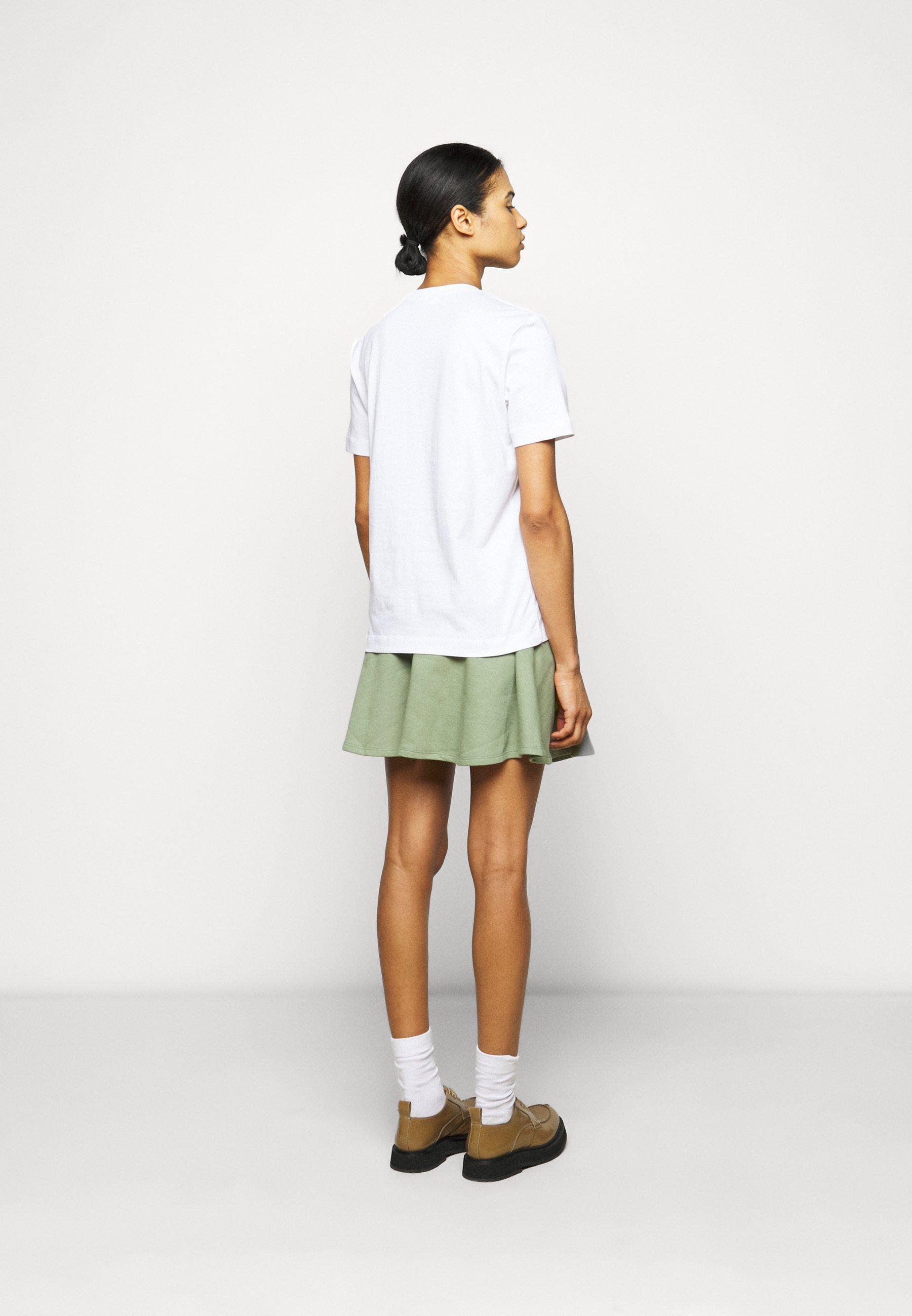 t-shirt logo rainbow love moschino LOVE MOSCHINO | T-shirt | W4H06 06 M3876A00