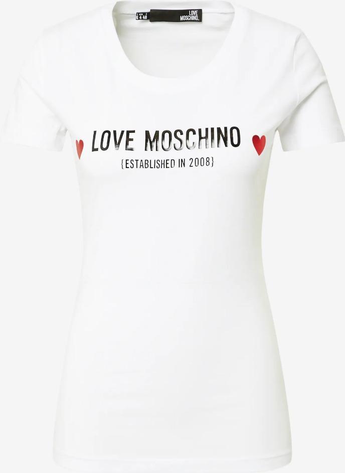 LOVE MOSCHINO | T-Shirts | W4H19 04 E1951A00